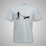 Female Canicross T Shirt
