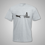Female Scooter T Shirt