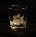 Paw Whiskey Glass