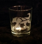 Husky Whiskey Glass