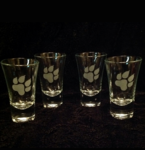 Paw Shot Glasses